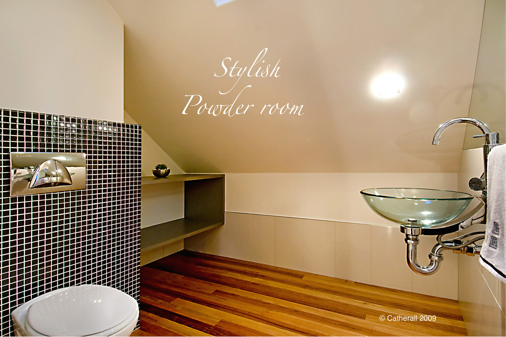 Beautiful bathroom renovation Sunshine Coast