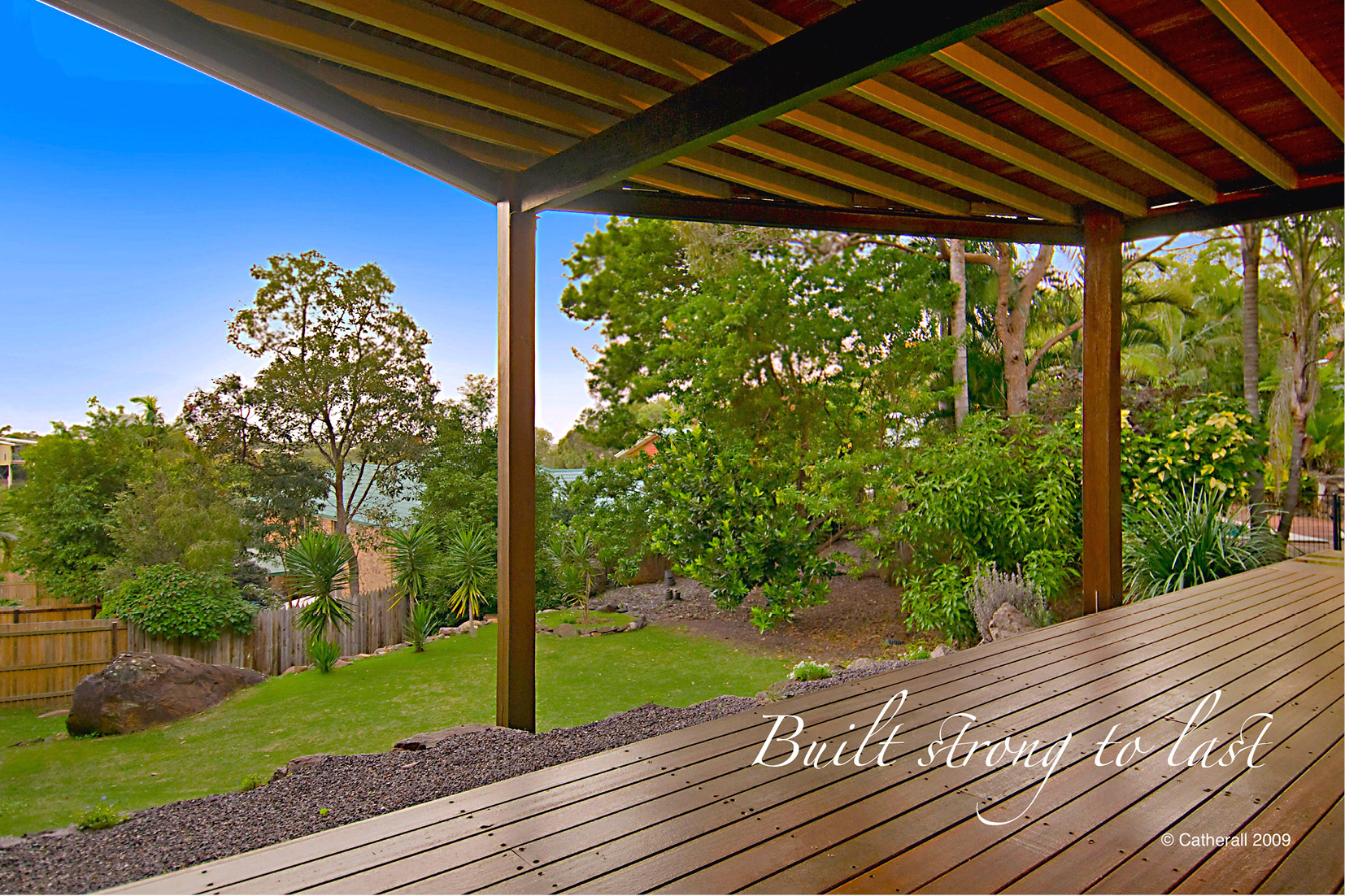 Sunshine Coast Decks Builder - built strong to last