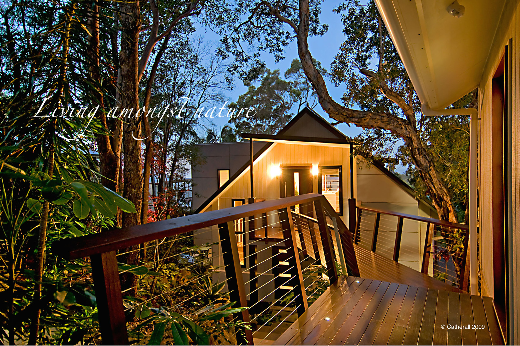 Sunshine Coast Home Builder - living amongst nature