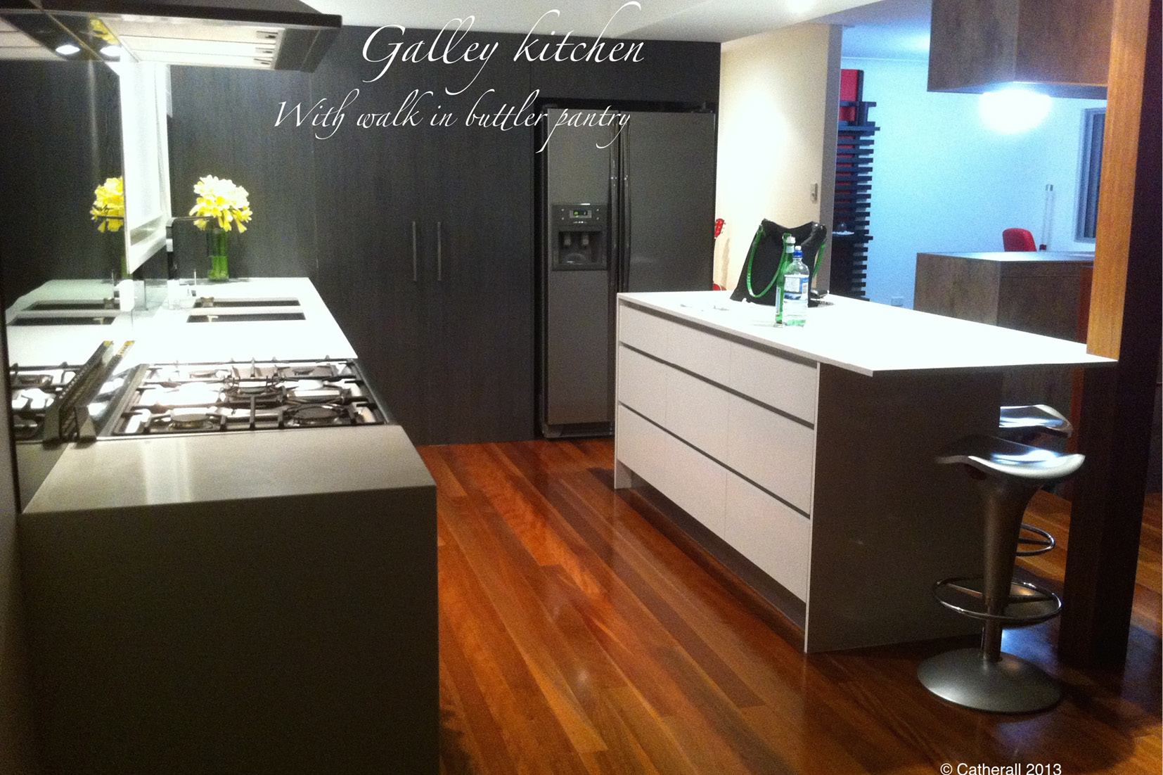 New Kitchen Sunshine Coast with walk in butler pantry