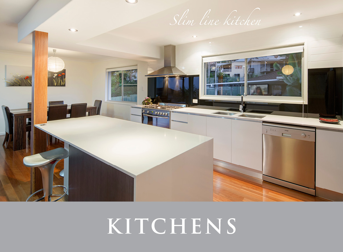 Kitchen Renovation Sunshine Coast Builder