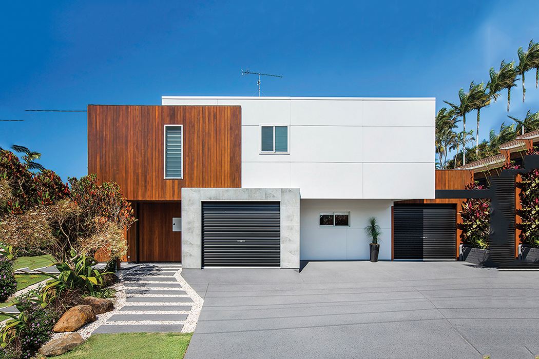 Sunshine Coast Modern New Build by Catherall Constructions
