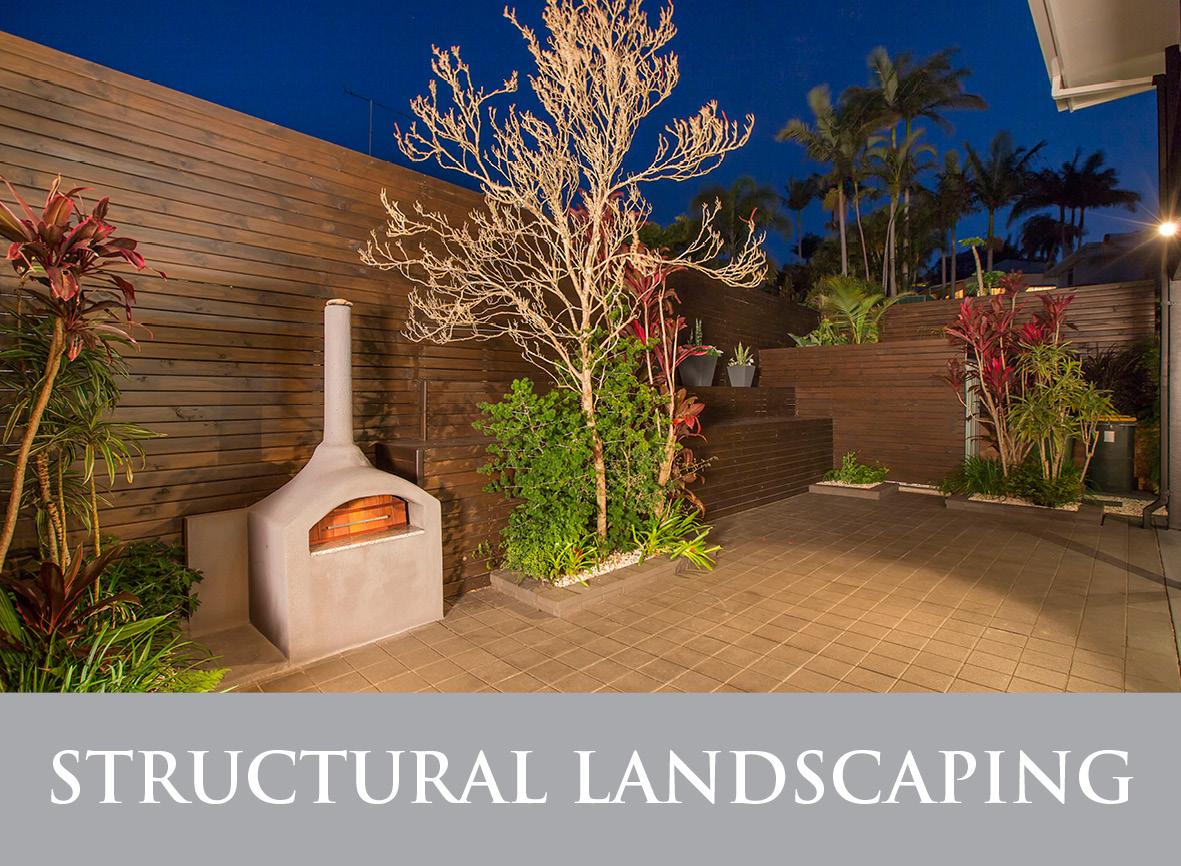 Sunshine Coast Structural Landscaper